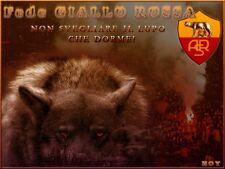 POSTER AS ROMA TOTTI SCUDETTO SOCCER CALCIO FOOTBALL 1