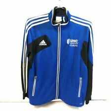 Adidas UHC Pro Cycling Team United Health Care Men's Casual Leisure Jacket Large