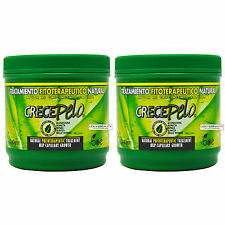 "BOE Crece Pelo Treatment 16 Oz ""Pack of 2"" for Hair Growth"