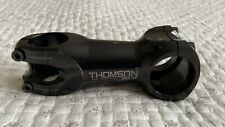 Thomson Elite X4 Oversize MTB Handlebar Stem - Black - 0 deg 90mm for 31.8mm Bar