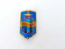 Tricolore Cycles Headbadge Vintage Road Bike Frame NOS