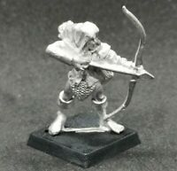 Wood Elves Archer MM80 WE11 Marauder Warhammer Fantasy 1989 Metal OOP