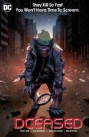 DC Comics DCeased #6 COVER C Yasmin Putri Horror Variant 1ST PRINT