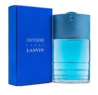 Oxygene Homme by Lanvin EDT Cologne for Men 3.3 / 3.4 oz New In Box