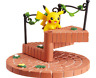 Pokemon Mini figure Pokemon's Steps Pikachu Japan import Re-ment Monster Pocket