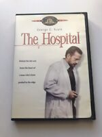 THE HOSPITAL DVD - GEORGE C. SCOTT - OOP -MGM HOME ENTERTAINMENT - Very Good!