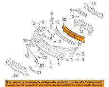 KIA OEM 03-06 Sorento Bumper Face-Foam Impact Absorber Bar 865213E000