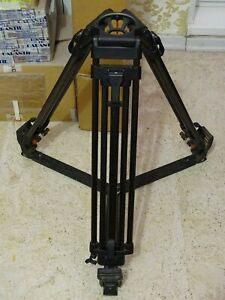 Sachtler ENG 2 CF 100mm carbon fiber tripod 5386 with ground spreader SP100 7002