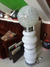 Piantana lampada vintage Floor Lamp design Nason Mazzega Anni 60 70 birillo