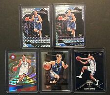 2016-17 Panini Prizm Mosaic / Select + DARIO Saric RC Rookie Card Lot x5 76ERS