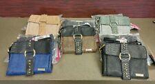 Huge Discounts!! Lot of 15 Crossbody Bags in Jacquard. Pouchee's Safari