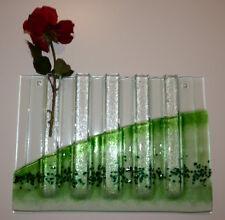 Deko-Wandvasen aus Glas