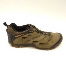 Merrell Mens Chameleon 7 Waterproof Athletic Support Hiking Trail Shoes Size 13