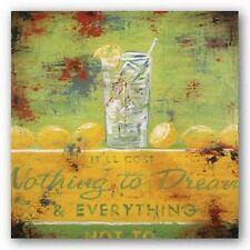ADVERTISING ART PRINT Nothing To Dream Rodney White 24x24