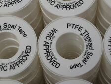 PTFE THREAD SEAL TAPE, BOX OF 200 TO BS7786