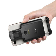 EY-017 Bluetooth 2D QR Code Scanner Bar Code Reader Back Clip Cover Android, iOS