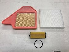 Oil , Air & Cabin Filter Chrysler Grand Voyager RT 3.6L 2011-2013 FSK/RT/008A