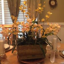 �Mini Orchid & Other Floral Centerpiece As Shown�