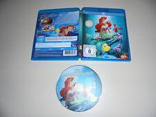 Walt Disney Blu Ray Arielle die Meerjungfrau Diamond Edition mit Original v.1989