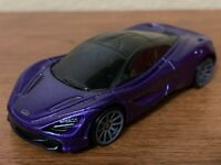 2017-2019 MCLAREN 720S RARE SCALE 1:64 LIMITED DIECAST COLLECTIBLE LOOSE CAR