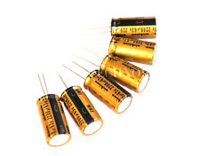 6pcs Nichicon FW 2200uF 63V Audio Electrolytic Capacitor good for Amplifier