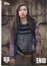 Walking Dead Season 5 Profiles Chase Card C-15 Enid