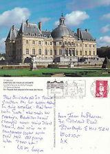 1993 CHATEAU DE VAUX LE VICOMTE MELUN FRANCE COLOUR POSTCARD
