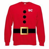 Adults Santa Claus Sweatshirt | Xmas Jumper | Funny | Christmas | SANTA
