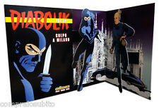 DIABOLIK POP UP COLPO A MILANO Cartoomics 2016 - 500 copie numerate