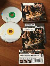 F65 KENNY DOPE LOUIE VEGA Kings of House Double JAPAN CD RR0045CD UK Electronic