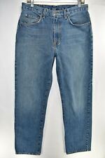 Ralph Lauren Polo Mens Straight Jeans Size 33x32 Meas. 32x32 Made In USA
