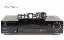 Philips VR900 6 Kopf VHS Videorecorder / gewartet 1 Jahr Garantie
