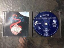 Anthony Phillips The Living Room Concert Blueprint Voiceprint BP218 RARE1995 CD