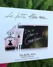 Guerlain La Petite Robe Noire 1.6oz  Women's Eau de Parfum plus body milk set