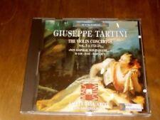 Giuseppe Tartini - Violin Concertos Vol. 5 (L'arte Dell' Arco) CD