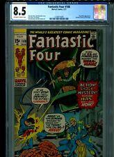 Fantastic Four #108 CGC 8.5 (1971) Nega-Man and Annihilus Cameo