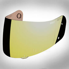 ICON IC-02 PROSHIELD Gold Shield,Visor for AIRFRAME ALLIANCE DOMAIN 2 HELMET