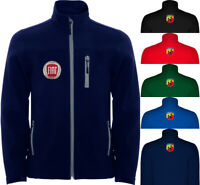 FIAT Abarth Softshell Jacket Travel Coat Racing Jacke Veste Parka Blouson Gift 3