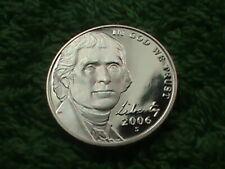États-unis 5 Centimes 2006 S Preuve