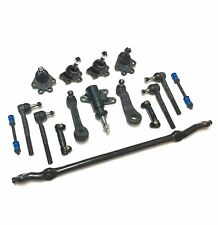 16 Pc Steering Kit for Blazer Tahoe K1500 Yukon / Tie Rod Linkages, Center Link
