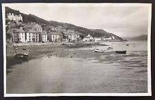 ABERDYFI Aberdovey 1953 VINTAGE PHOTOGRAPH 13.5cm x 8.5cm WALES Boats HOUSES 370