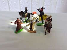 Britains Scarecrow , White Knight , Country Rider And Others