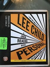 Personal by Lee Child. A Jack Reacher novel. (CD, Unabridged.)