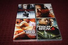 Prison Break: Seasons 1, 2, 3 & 4 DVD *Brand New Sealed*