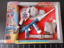 ☆˚。 GOLDRAKE GOLDORAK Space Atlas Ufo Robot Gun Pistole Set Ginpel 。˚☆