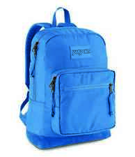 Jansport right pack special edition Monochrome Blue (Leather Bottom)31L, RRP £80