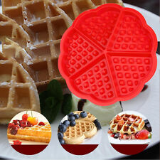 Waffles Muffins Mold Cake Chocolate Pan Bakeware Kitchen Baking Tools Silicone