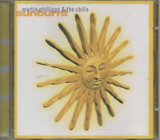 Martin Phillipps & The Chills Sunburnt CD NEU As Far As I Can See Premonition