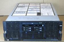 IBM X3850 M2 4x SIX-CORE XEON E7450 2.4GHz 64GB RAM 4x 72GB RAID Rack Server
