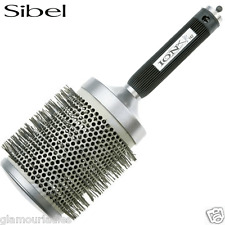 Sibel CERAMIC ION-X 151 100mm Large Round Radial Hair Brush Nylon Bristles